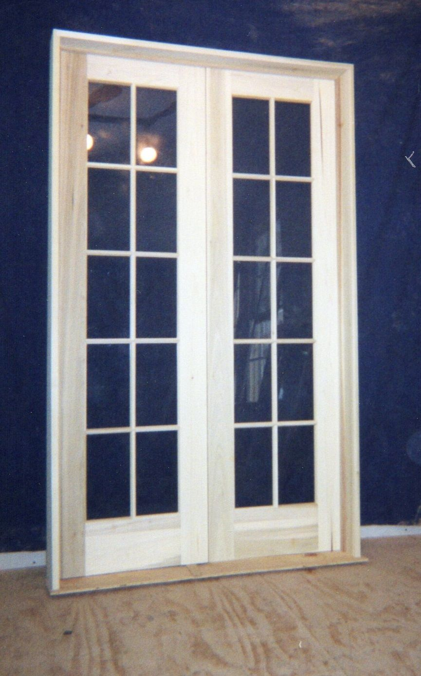 Jim illingworth millwork llc architectural historical for Custom interior wood doors