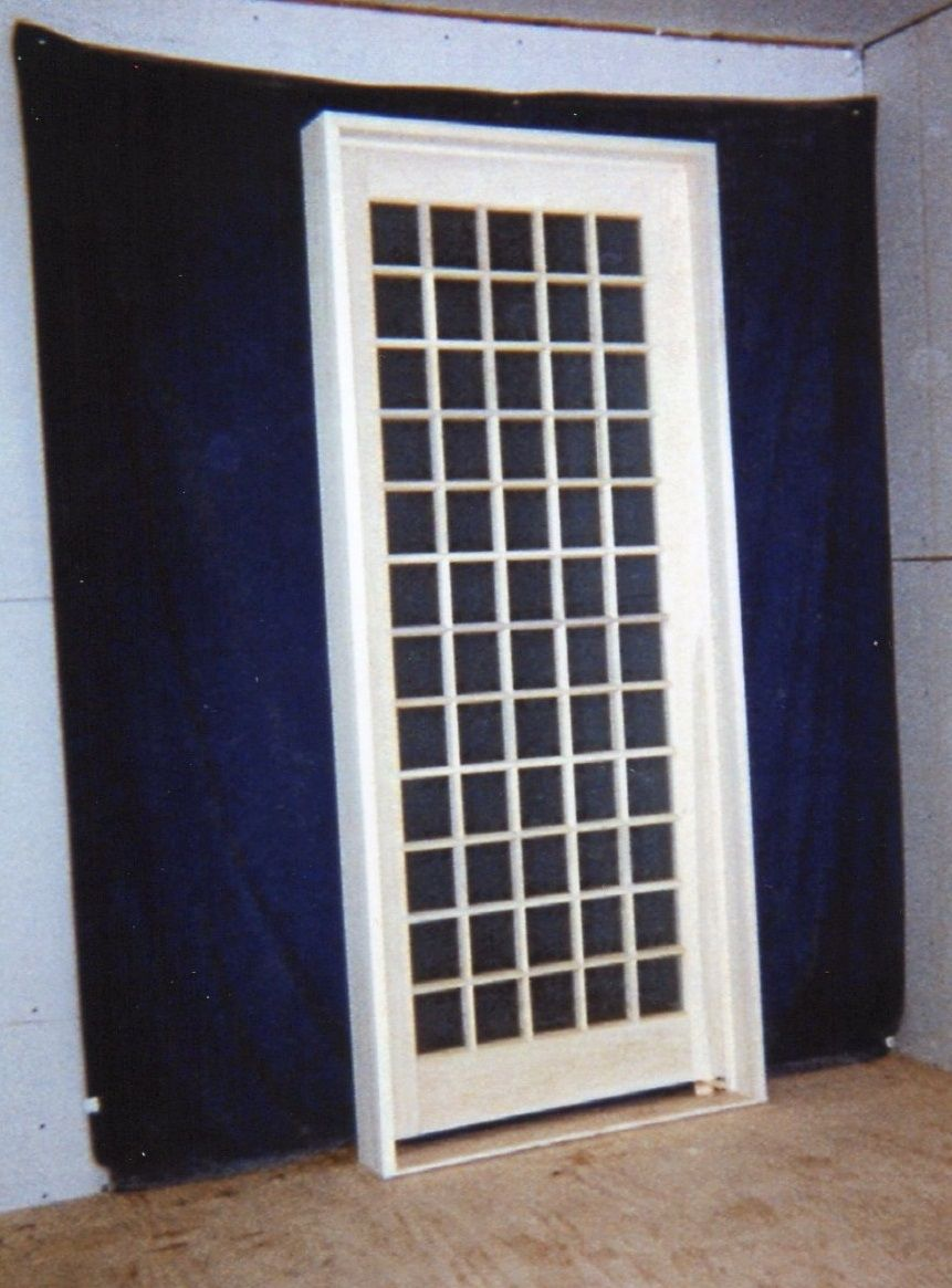 Wood custom french doors jim illingworth millwork llc for Single glass french door