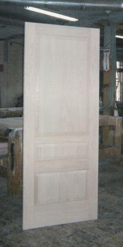 Wood custom doors jim illingworth millwork llc - Solid wood raised panel interior doors ...