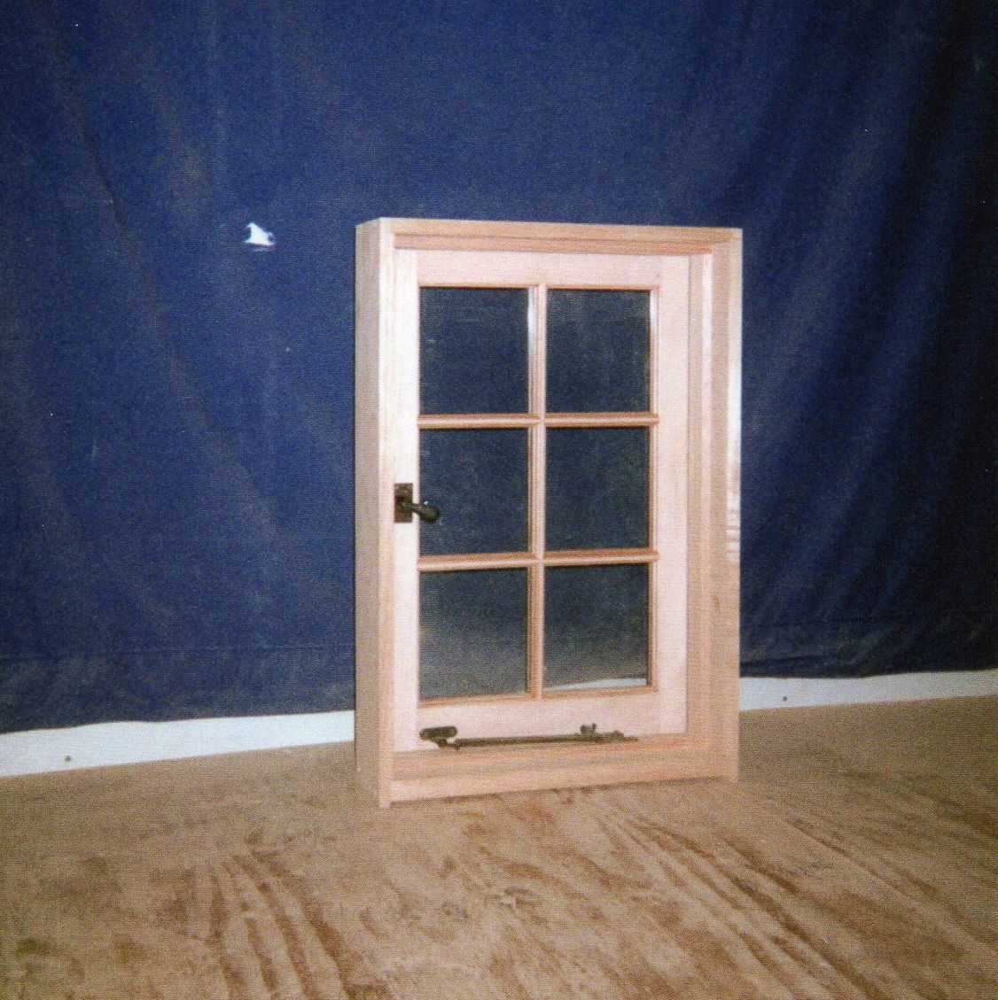 Wood Custom Casement Windows Jim Illingworth Millwork Llc