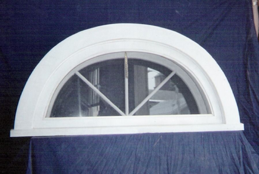 Wood custom attic windows jim illingworth millwork llc for Best insulated glass windows