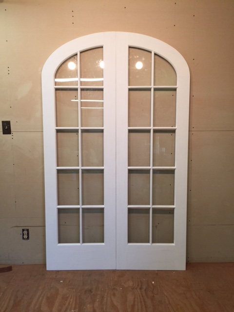 Wood Custom French Doors Jim Illingworth Millwork Llc