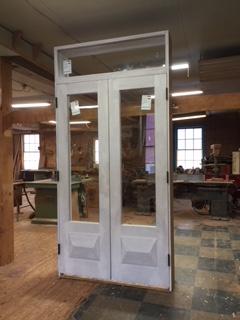 ED : Entry double door unit